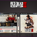Red Dead Redemption II Box Art Cover