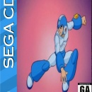 Mega Man CD Box Art Cover