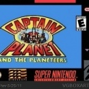 Captain Planet and the Planeteers Box Art Cover
