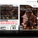Resident Evil: Umbrella Chronicles 2 Box Art Cover