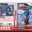 Mario & Luigi: Christmas Saga Box Art Cover