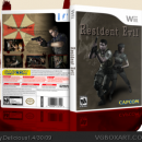 Resident Evil Wii Edition Box Art Cover