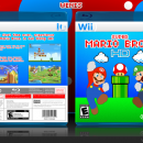 Super Mario Bros Box Art Cover