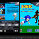 Sonic: The Ultimate Adventure Box Art Cover
