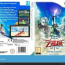 The Legend of Zelda: Skyward Sword Special Edition Box Art Cover